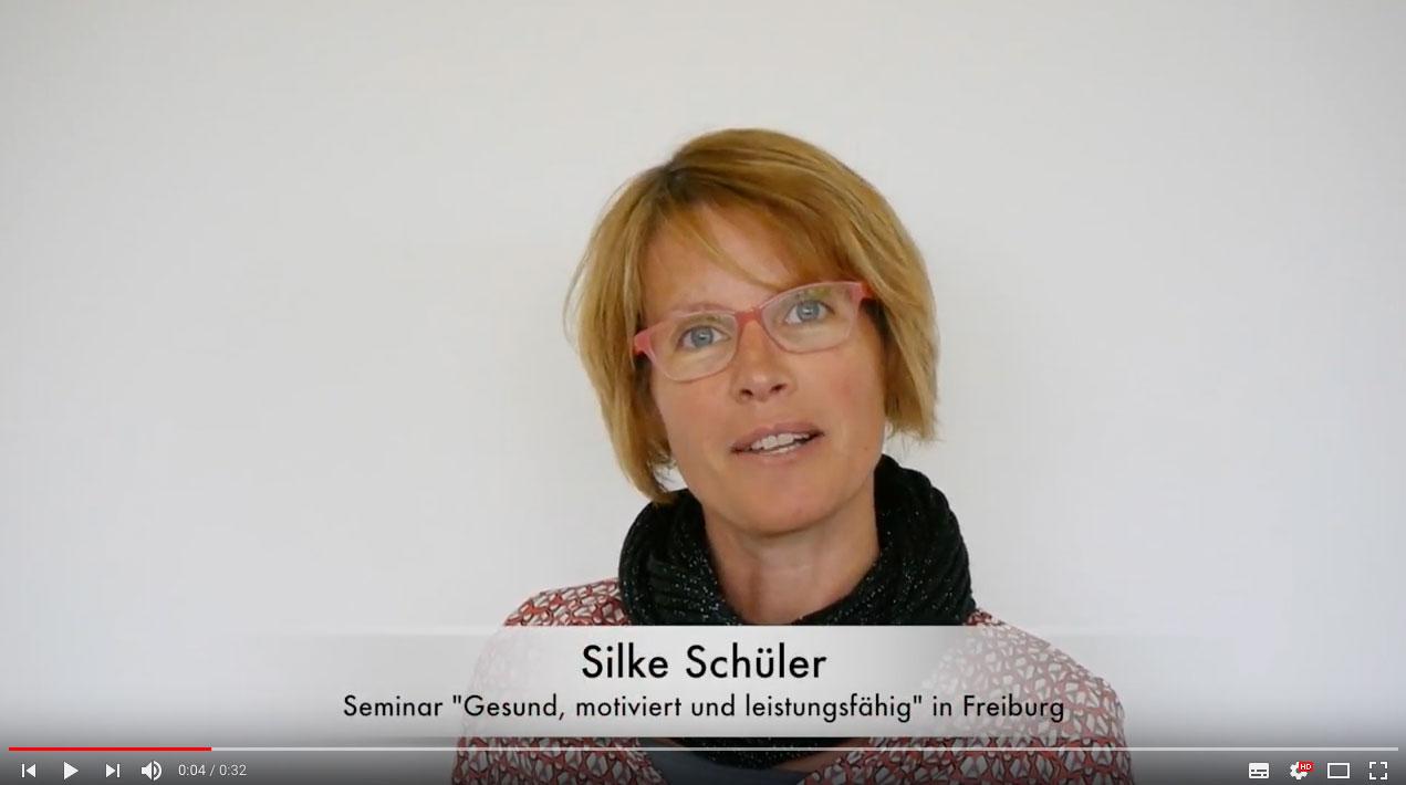 Thomas Drach Seminar - Testimonial Silke Schüler