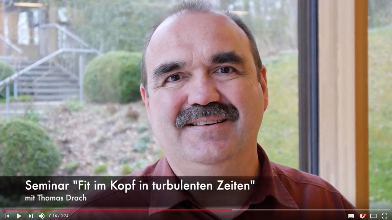 Thomas Drach Seminar - Testimonial Peter Schönleber