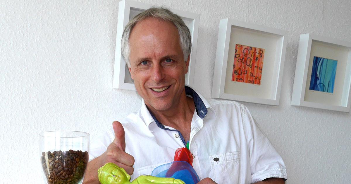 Thomas Drach - Seminarleiter, Speaker, Coach, Heilpraktiker