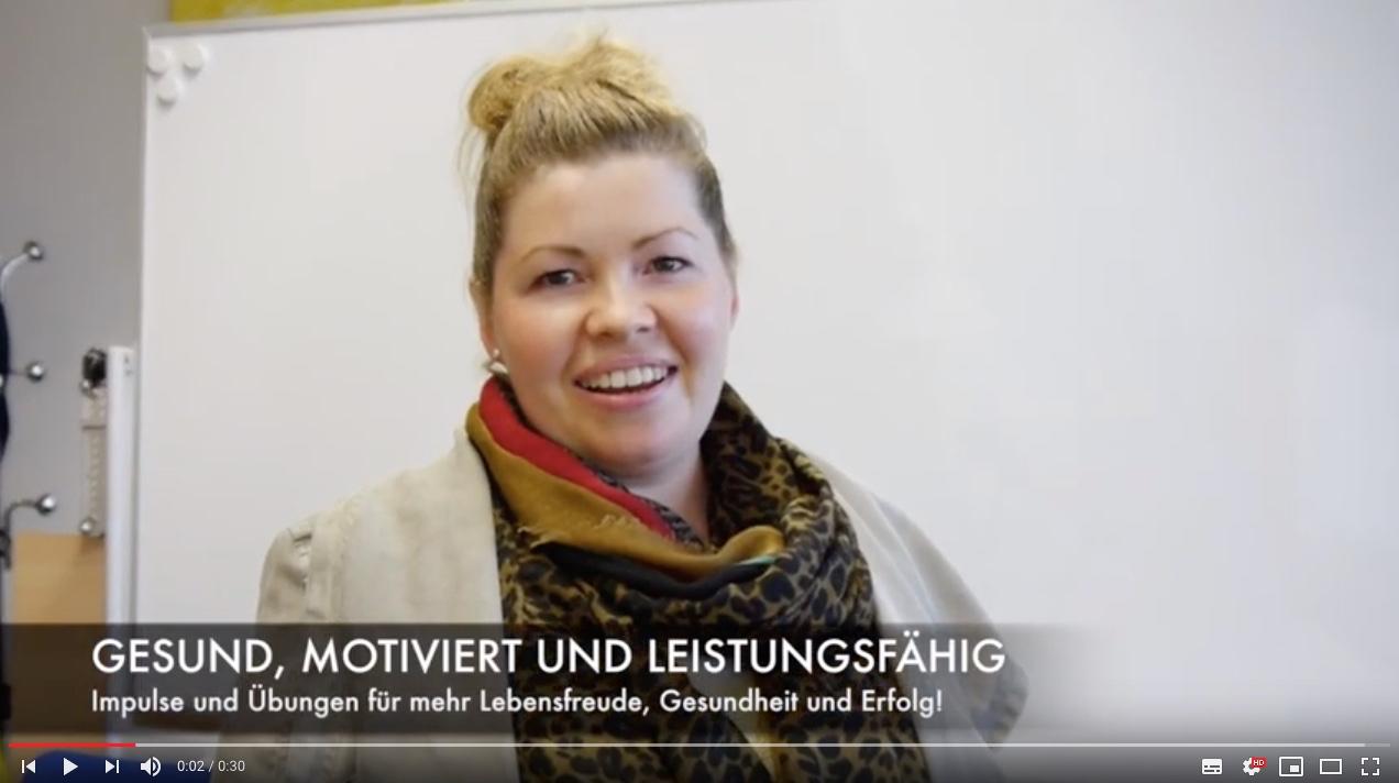 Thomas Drach Seminar-Testimonial - Fit im Kopf - Anna Klein