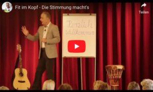 Thomas Drach - Vortrag Fit im Kopf - Die Stimmung macht's